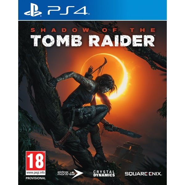 Shadow of The Tomb Raider (Megjelenés: 2018. 09. 14.)