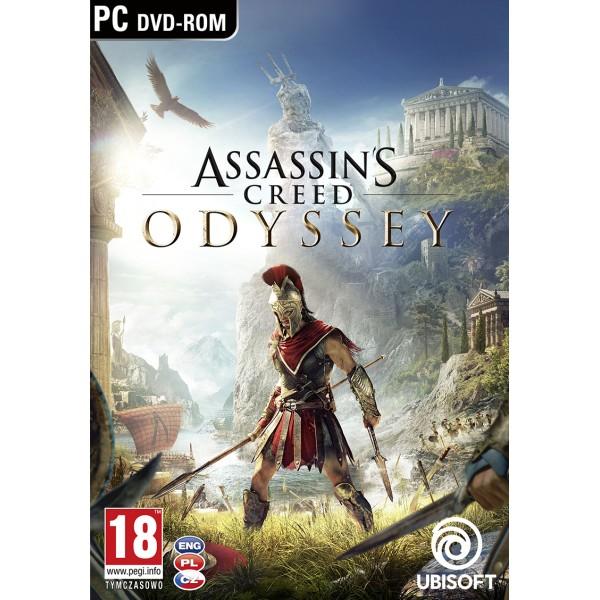 Assassin's Creed Odyssey (Megjelenés 2018. 10. 05.)