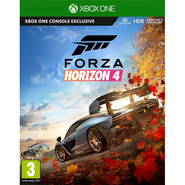 Forza Horizon 4 (Megjelenés 2018. 10. 02.)