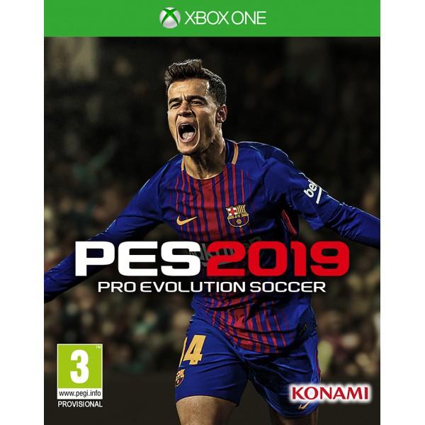 Pro Evolution Soccer (PES) 2019 (Megjelenés 2018. 08. 30.)