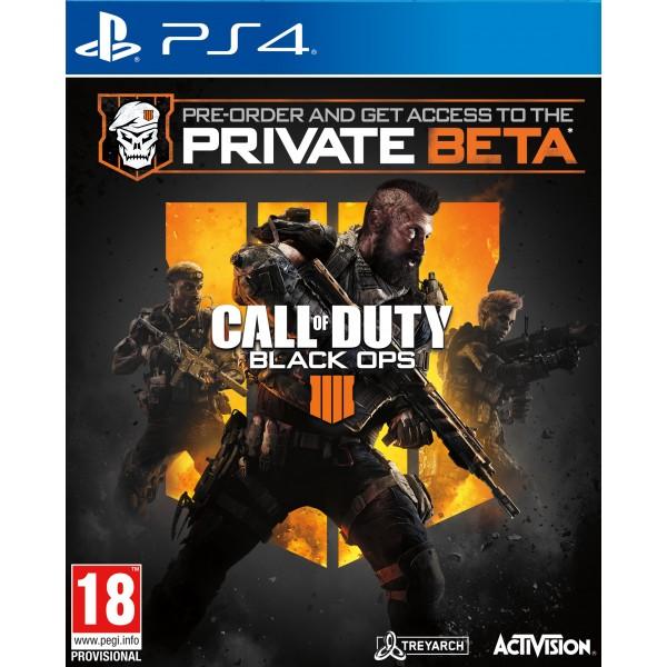 Call of Duty Black Ops 4 (Black Ops IIII) (Megjelenés: 2018. 10. 12.)
