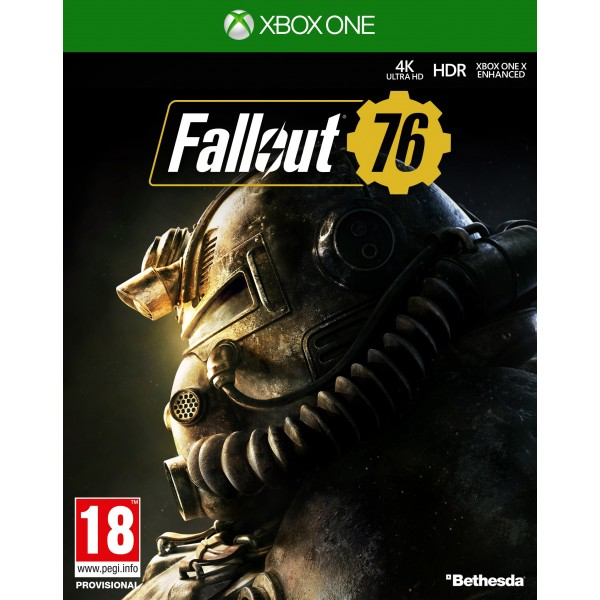 Fallout 76 (Megjelenés 2018. 11. 14.)