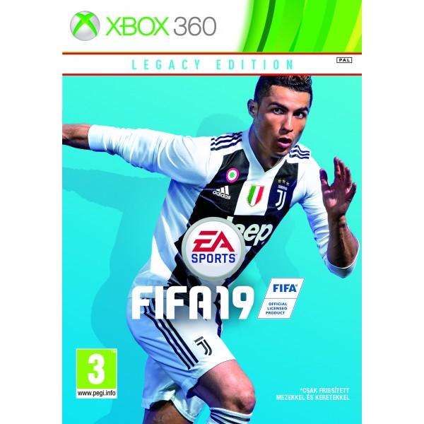 Fifa 19 Legacy Edition (Megjelenés 2018. 09. 28.)