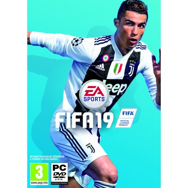 Fifa 19 Champions Edition (Megjelenés: 2018. 09. 28.)
