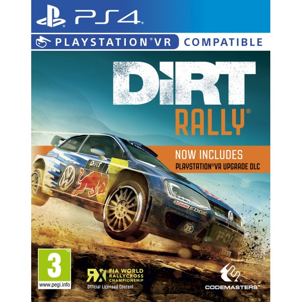Dirt Rally (VR Kompatibilis)