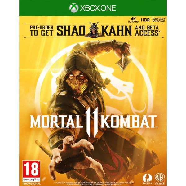 Mortal Kombat 11 (Megjelenés 2019. 04. 23.)