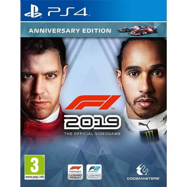 F1 2019 (Megjelenés 2019. 06. 28.)