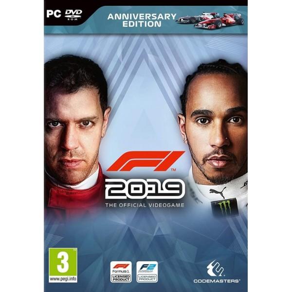 F1 2019 (Megjelenés: 2019. 06. 28.)