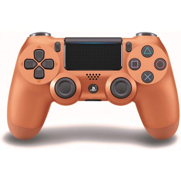 Playstation (PS4) Dualshock 4 Wireless Kontroller Silver (Ezüst)