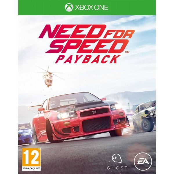 Need For Speed Payback (Megjelenés: 2017. 11. 10.)