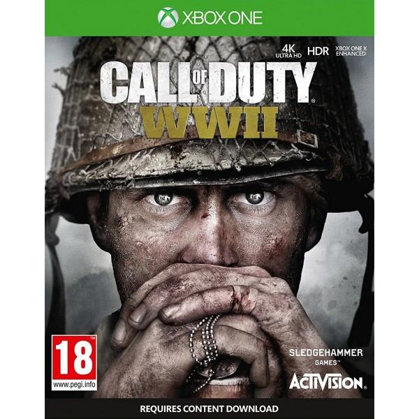 Call of Duty WWII (Megjelenés 2017. 11. 03.)