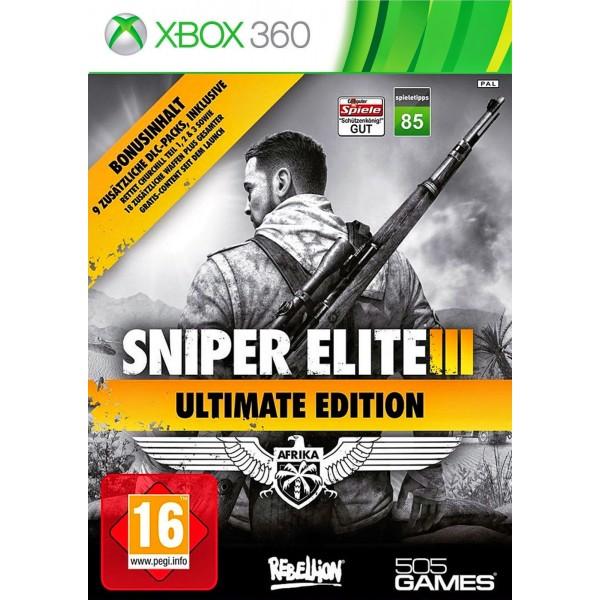 Sniper Elite III (3) Ultimate Edition