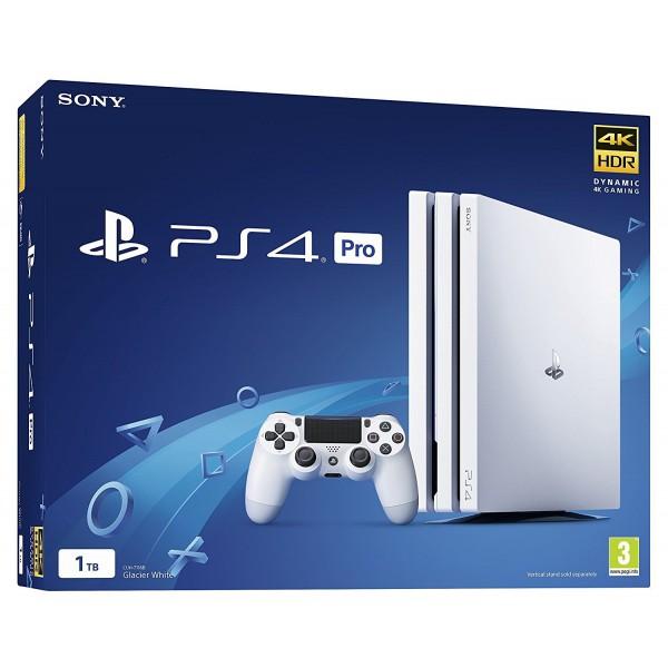 Playstation 4 Pro 1TB (Fehér)