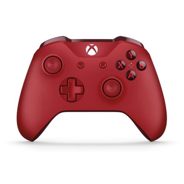 Xbox One Wireless Controller Red (Piros) (Vezeték nélküli)