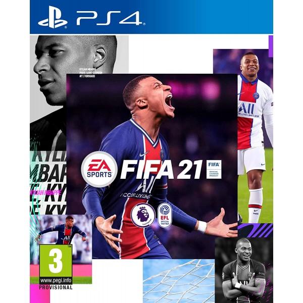 Fifa 21 (Megjelenés: 2020. 10. 09.)