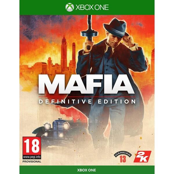 Mafia: Definitive Edition (Megjelenés: 2020. 09. 25.)