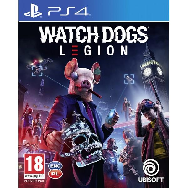 Watch Dogs Legion (Megjelenés: 2020. 10. 29.)