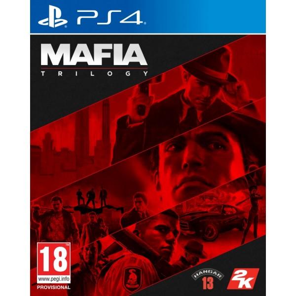 Mafia: Trilogy (Megjelenés: 2020. 09. 25.)