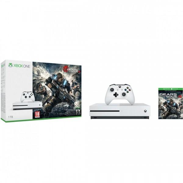 Xbox One Slim 500 GB + Minecraft