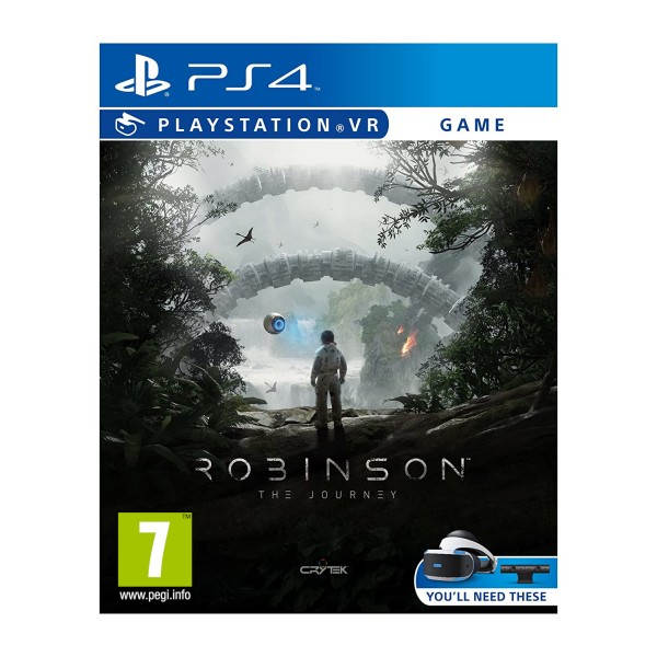 Robinson The Journey (Playstation VR)