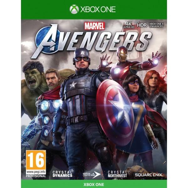 Marvel's Avengers (Megjelenés: 2020-09-04)