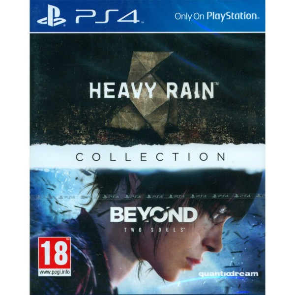 Heavy Rain + Beyond Two Souls