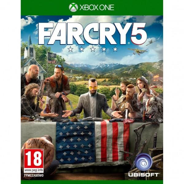 Far Cry 5 Deluxe Edition (Megjelenés: 2018. 03. 27.)