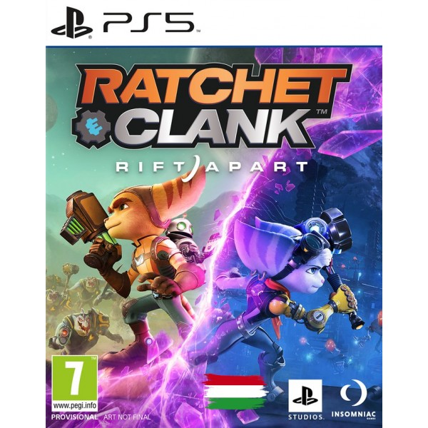 Ratchet & Clank: Rift Apart (Magyar Felirattal) (2021.06.11)
