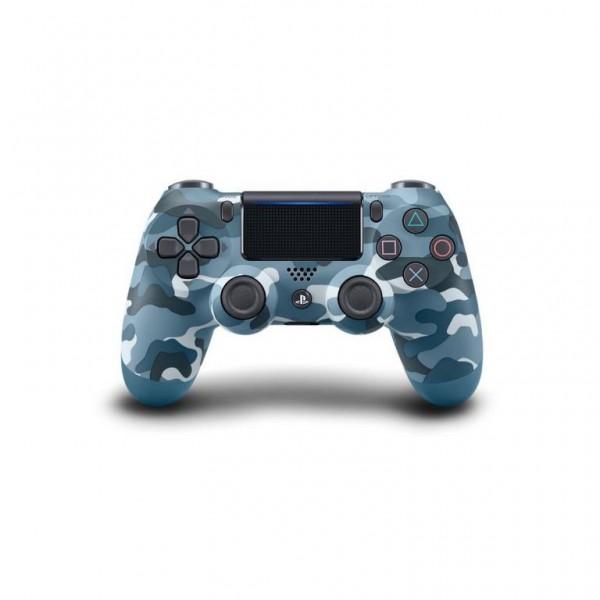 Playstation (PS4) Dualshock 4 Wireless Kontroller Blue Camo