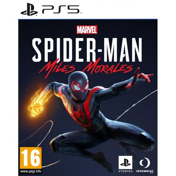 Spider-Man: Mles Morales