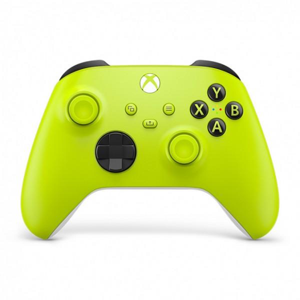 Xbox Series X Vezeték nélküli kontroller (Fekete)