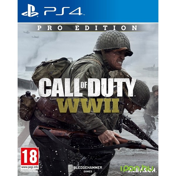 Call of Duty WWII Pro Edition (Megjelenés 2017. 11. 03.)