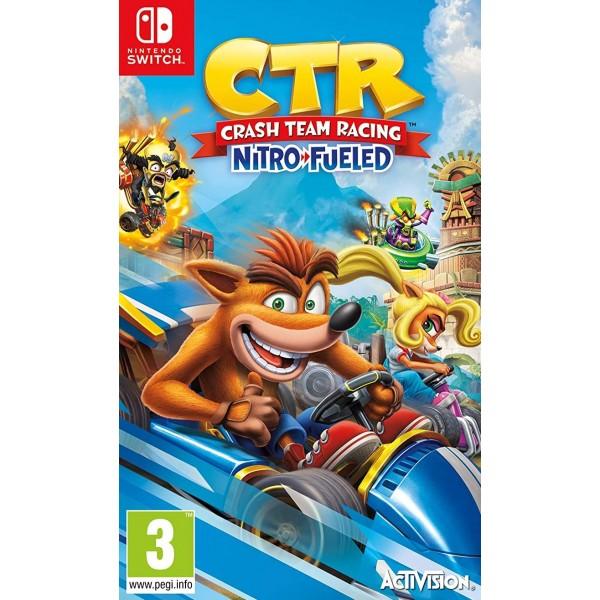 Crash Team Racing Nitro-Fueld (Megjlenés 2019. 06. 21.)