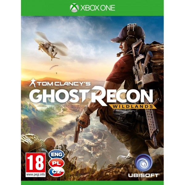 Ghos Recon Wildlands