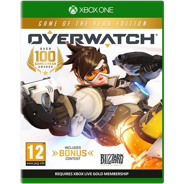 Overwatch Game of The Year Edition (GOTY)