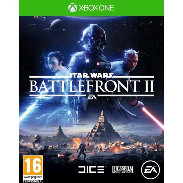 Star Wars Battlefront II (Megjelenés: 2017. 11. 17.)