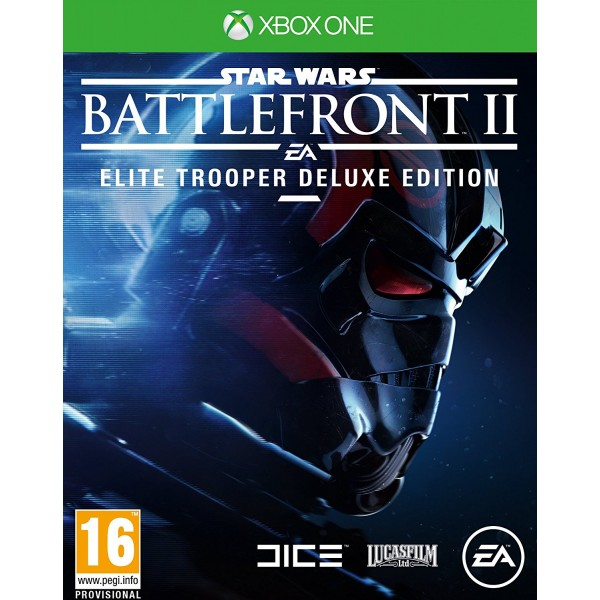 Star Wars Battlefront II Elite Trooper Deluxe Edition (Megjelenés: 2017. 11. 17.)