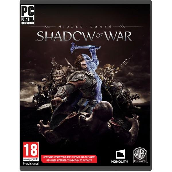 Middle Earth Shadow of War (Megjelenés: 2017. 10. 10.)