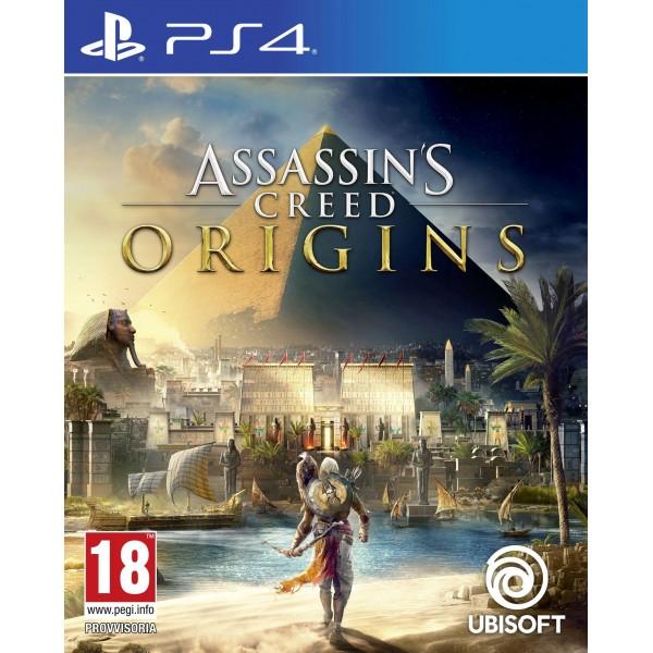 Assassin's Creed Origins ( Megjelenés 2017. 10. 27.)
