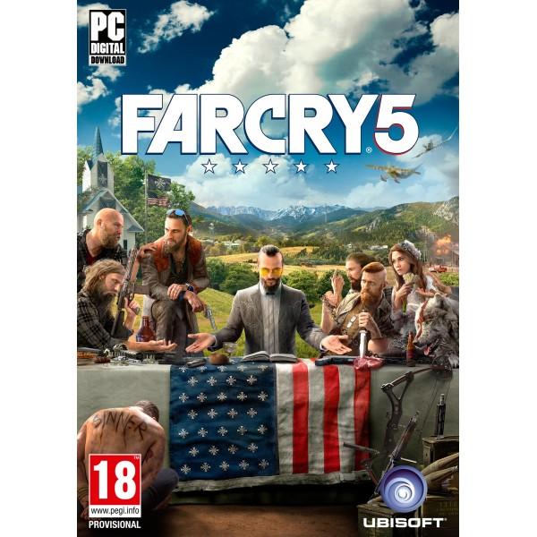 Far Cry 5 (Megjelenés: 2018. 03. 27.)