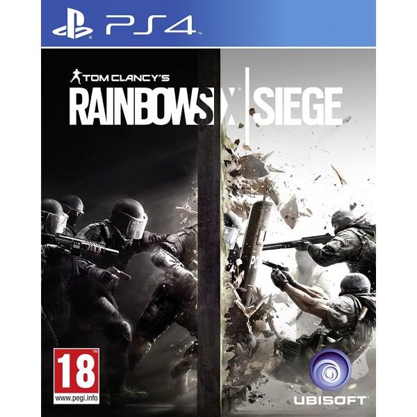 Tom Clancy's Rainbow Six Siege Year