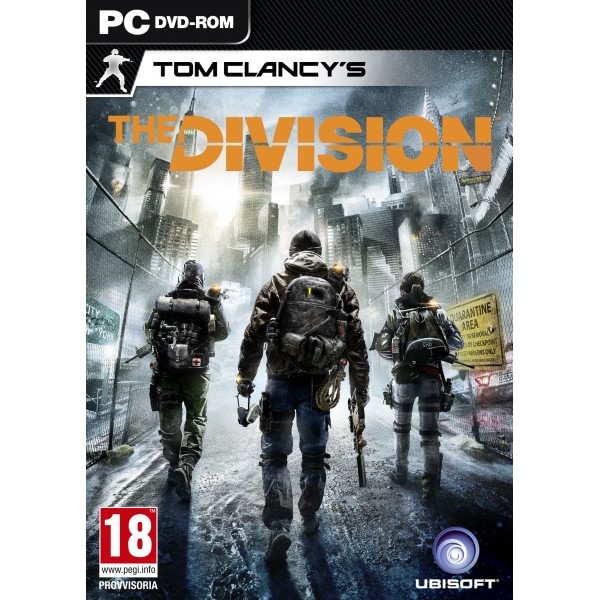Tom Clancy's The Division (Magyar felirattal)