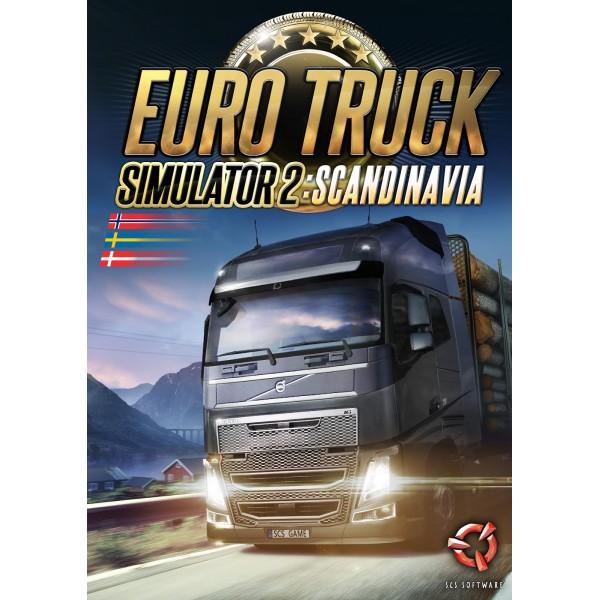 Euro Truck Simulator 2 Skandinavia (Magyar felirattal)