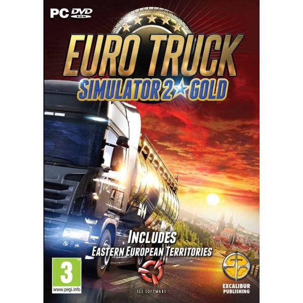 Euro Truck Simulator 2 Gold Edition (Magyar felirattal)