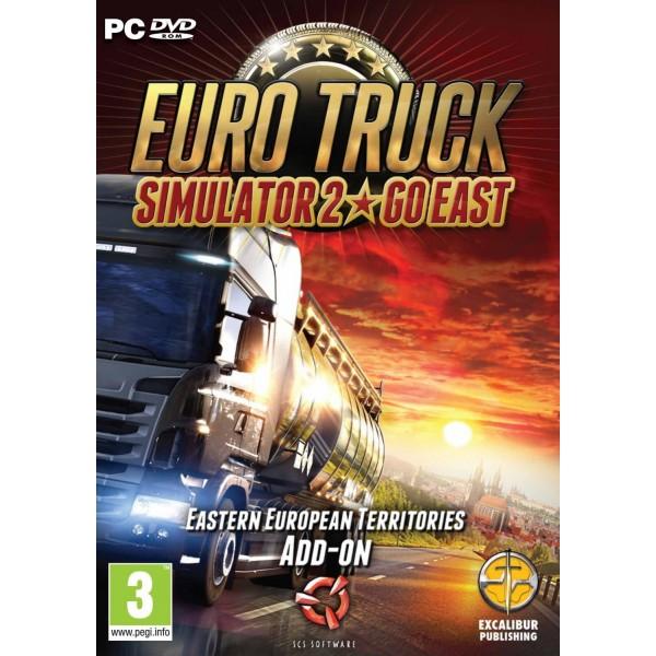 Euro Truck Simulator 2 Going East (Magyar felirattal)