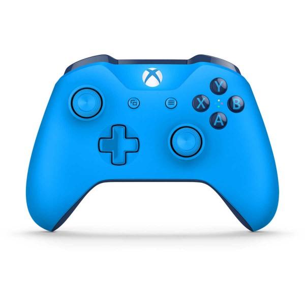 Xbox One Wireless Controller Blue (Kék) (Vezeték nélküli)