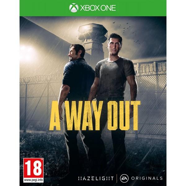 A Way Out (Megjelenés: 2018. 03. 23.)