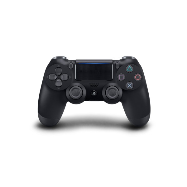 Playstation (PS4) Dualshock 4 Wireless Kontroller Jet Black (Fekete)