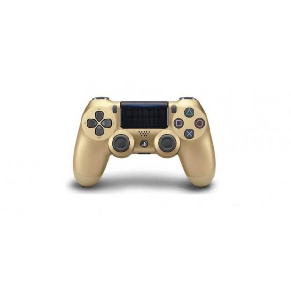 Playstation (PS4) Dualshock 4 Wireless Kontroller Gold (Arany)