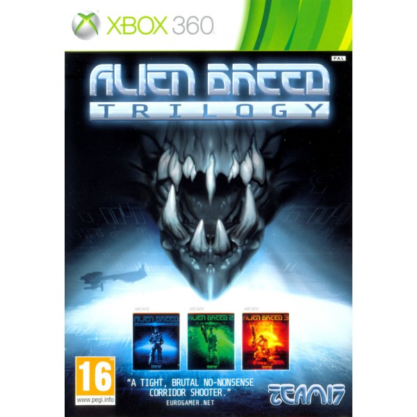 Alien Breed Trilogy